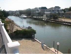 Harvey Cedars house photo - lagoon view