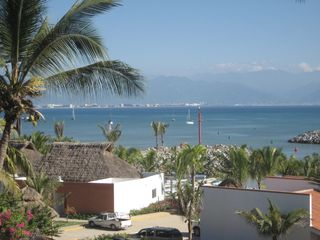La Cruz de Huanacaxtle house photo - View from Palapa Vista de Yates Wow!!