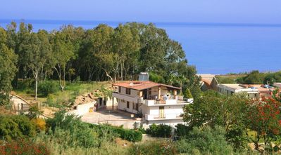 Villa Walter (3 apt) is 150 metres distant from the sea - Apartment Walter