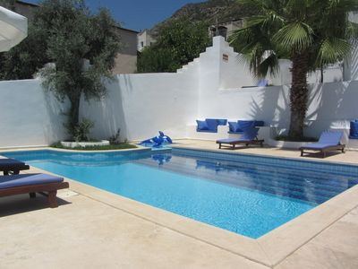 Another of Villa Dreams pool