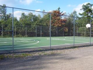 If you want a work out, Full Court Basketball and Full Court Tennis Awaits!!!!
