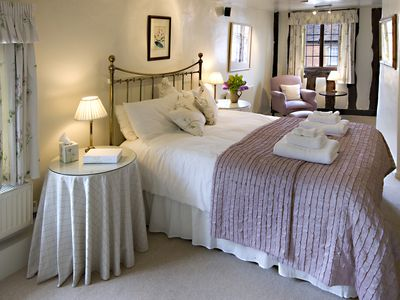 Set In The Stunning Mediaeval Village Of Lavenham