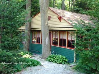 Seven Springs cabin photo - Front View- Easy Access for unloading or elderly guests