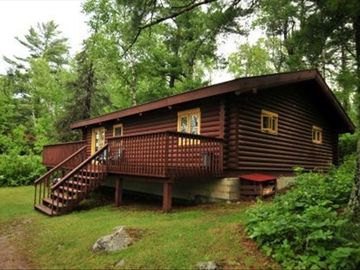 Crane Lake cabin rental
