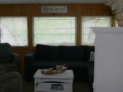 Lake Winnisquam cottage rental