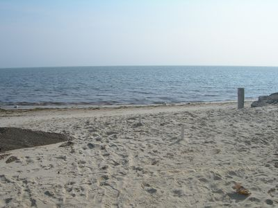 Beautiful sandy ocean beaches 1/2mile away on S. Shore Dr. on Nantucket Sound