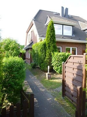 Spacious DHH in an attractive location close to Hamburg