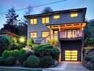 Modern House With Clean Lines - Seattle house vacation rental photo
