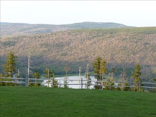Snowshoe Mountain condo photo - This is the view we enjoy in the summer while sitting on our balcony