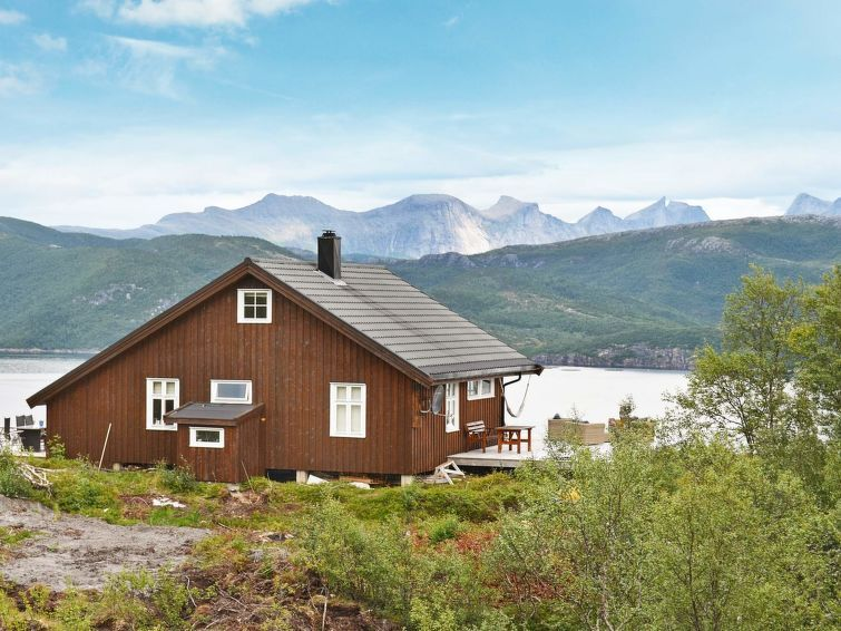 Vacation home Salten  in Sandhornøy, Central Norway - 8 persons, 3 bedrooms