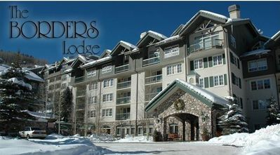 Beaver Creek condo rental - Exterior of Lodge