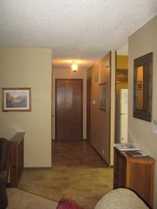 Hot Springs Village house rental - View from Living Room into Foyer