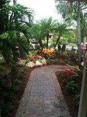 Fort Lauderdale house photo - Morning from the Front Door. Rainy Day
