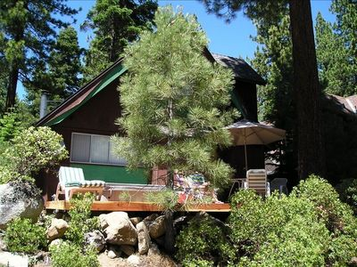 Incline Village cabin rental