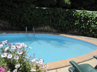 Beautiful house near Barcelona city with garden and swimming pool