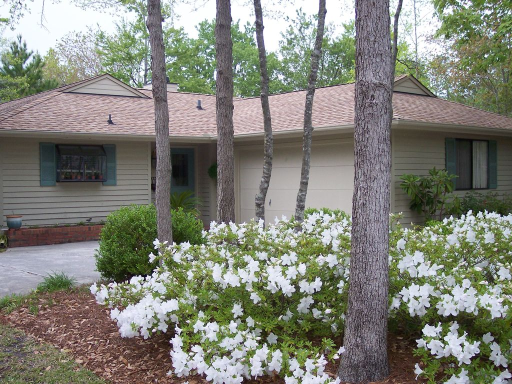 Wilmington Vacation Rental VRBO 434193 3 BR Southern Coast Bungalow In NC