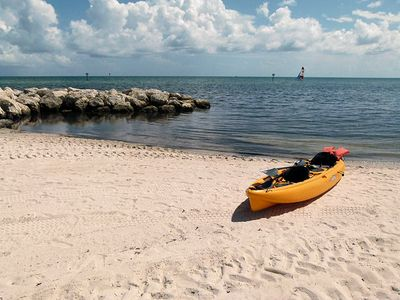 A Real Key West Beach Vacation!