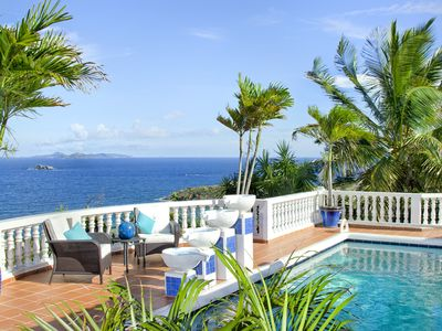 VILLA VISTA ESTATE  Caribbean Views You Cannot Believe and Beaches in Luxury