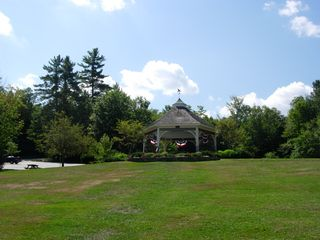 Sunapee house photo - Harbor Gazebo/Bandstand 100 yards from the house