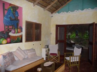 Las Terrenas cottage photo - Living Room