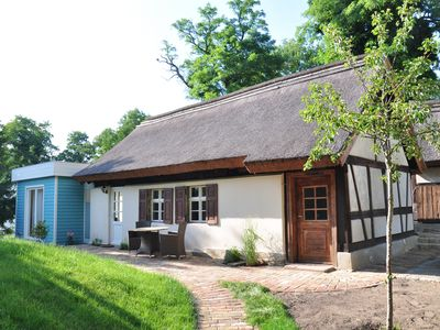 Beautiful fisherman's house from 1774 on Schwielowsee, with exclusive equipment