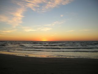 Galveston condo photo - Sunrise