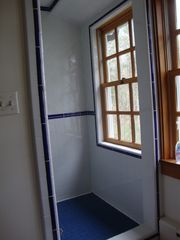 South Bristol cottage photo - Full tile, walk-in Shower