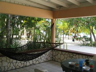 Negril cottage photo - veranda of Owners Villa
