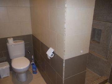 Brand new Shower room