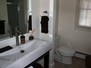 Spacious Country Bath - Arlington farmhouse vacation rental photo