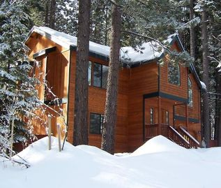 North Upper Truckee house rental - Grizzly Cabin