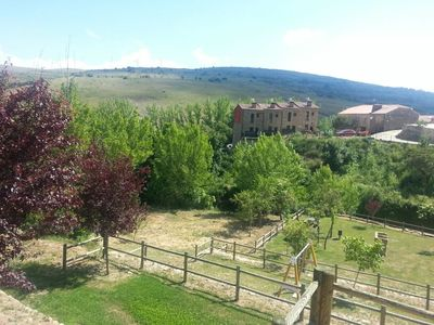 Rural Tourism San Millan. Ideal Families. Disabled people access