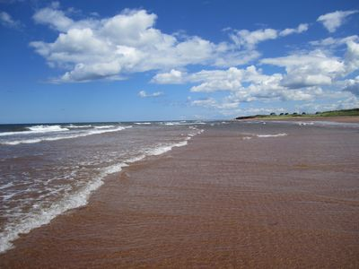 Prince Edward Island bungalow rental - The Beach