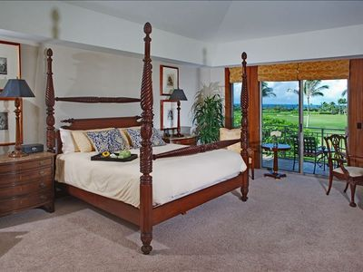 Four Seasons Hualalai villa rental - Master Suite