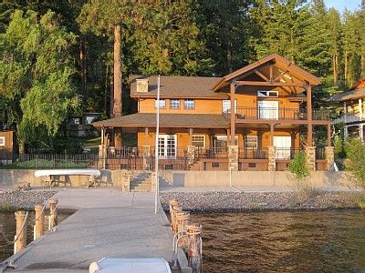 Driftwood Bay house rental - Sunny Waterfront with Boat Mooring