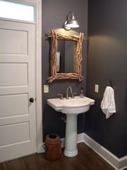 Saugatuck / Douglas house photo - Powder Room
