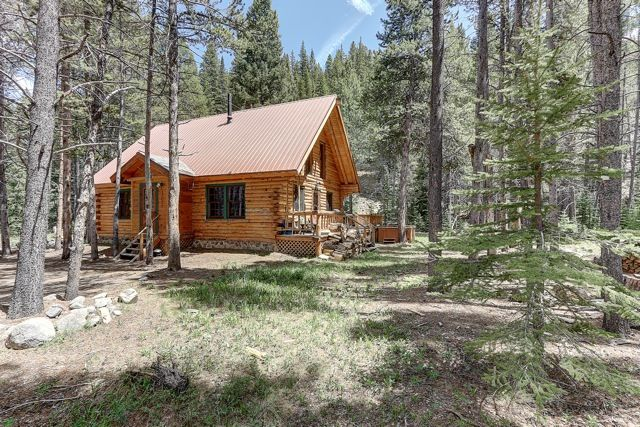 Quintessential Colorado Log Cabin Vrbo