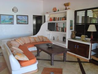 Las Terrenas villa photo - Living Room
