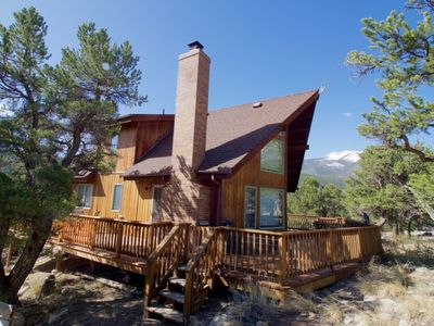 rent rentals colorado tubs secluded in private whispering near for cabins with rustic cabin hot