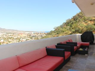 Cabo San Lucas condo photo - 360 degree views of the Baja...Lots of Seating Areas...Pick Your Spot!