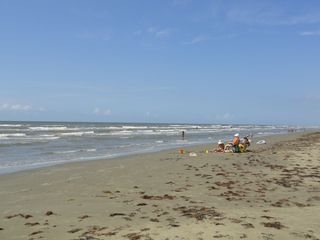 Galveston house photo - Our family friendly beach