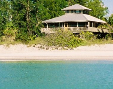 Coconut Hideaway Beachhouse Little Gasparilla Island.