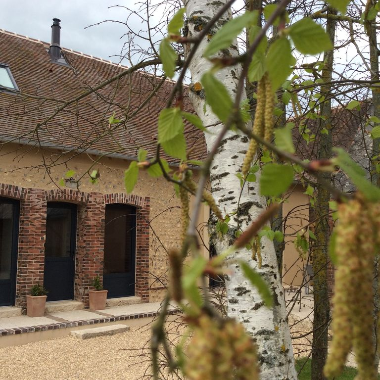 Charming cottage in the countryside 15 minutes from Chartres and its famous cathedral
