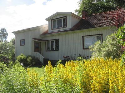Farmhouse on the countryside - in an interesting part of Sweden.