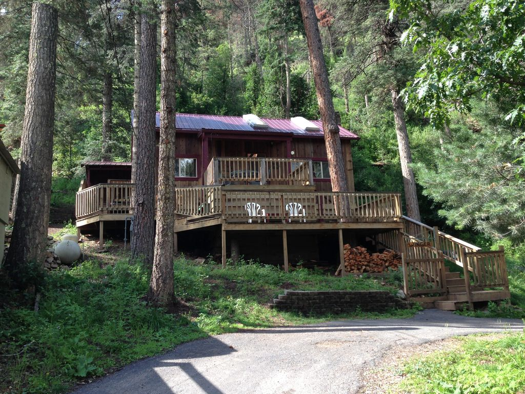 Ruidoso Holiday Cabin Debra Winger Used To Own This Beautiful
