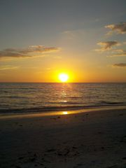 South Seas Club condo photo - One of many beautiful sunsets on Marco Island in front of our condo