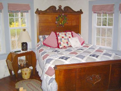 quality comfortable bedding - queen pillowtop in 'The Hummingbird'