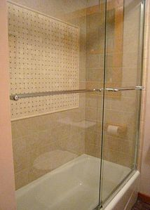 Custom Tiled Shower