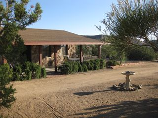 Yucca Valley house photo - Peaceful and relaxing