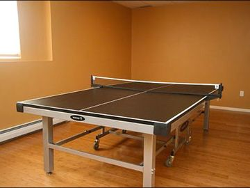 Game Room - Ping Pong Table